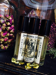 Fortuna Oil ~ Fate ~ Prosperity ~ Luck ~ Turn the Wheel of Fate in your Favor~ Good Luck Oil ~ Abundance oil ~ Lucky Oil ~ Magick~Witchcraft - Moon Goddess Magick Apothecary