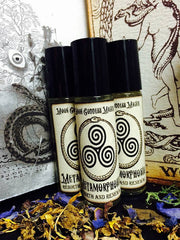 Metamorphosis Oil~Rebirth and Renewal~ Awakening Oil~ Life, Death and Rebirth~ Spiritual Rebirth~ - Moon Goddess Magick Apothecary