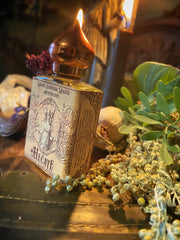 Hecate // Hekate Devotional Ritual Oil // Goddess of Witchcraft // Shadow work
