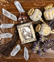 Moon Woman ~ Signature Perfume to Moon Goddess Magick Apothecary~ Perfume for the Mysterious Witch Woman ~ Moon Magick ~ - Moon Goddess Magick Apothecary