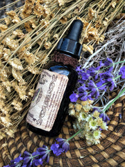 Organic Acne Erasing Serum~ All Natural Facial Serum for Clear Skin - Moon Goddess Magick Apothecary