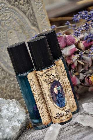 Water Nymph Oil~ Empath oil ~ Aura Protection~ Water Sign