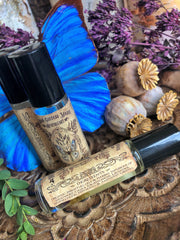 Realm of Dreams/// Lucid Dream Oil /// Dream Recall /// Dream Magick 1/3oz - Moon Goddess Magick Apothecary
