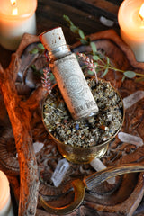 Realm of Spirit /// Loose Botanical Incense /// Spirit Invocation /// 1oz /// Pierce the Veil - Moon Goddess Magick Apothecary