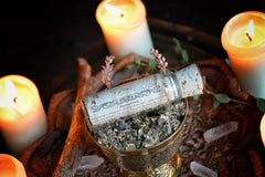Realm of Spirit /// Loose Botanical Incense /// Spirit Invocation /// 1oz - Moon Goddess Magick Apothecary