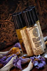 Journey Within~ A Potent Meditation Oil for the Journey Within ~ 10ml Roll On Bottle ~ Meditation ~ Shamanic Journey ~ - Moon Goddess Magick Apothecary