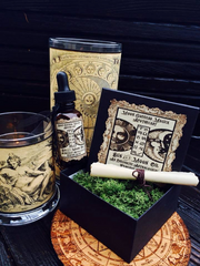 Your very Own Scent~ SUN and MOON Perfume Oil~ Based off of your Sun and Moon Sign~ ASTROLOGY Oil~ Exclusive to Moon Goddess Magick~ - Moon Goddess Magick Apothecary