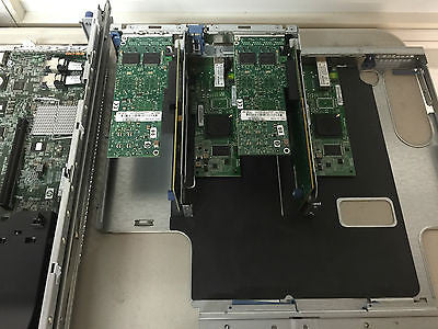 HP Proliant DL380 G6 2x Intel Xeon X5560 2.8GHz 96GB RAM DVD-RW 8x Bays No HDD