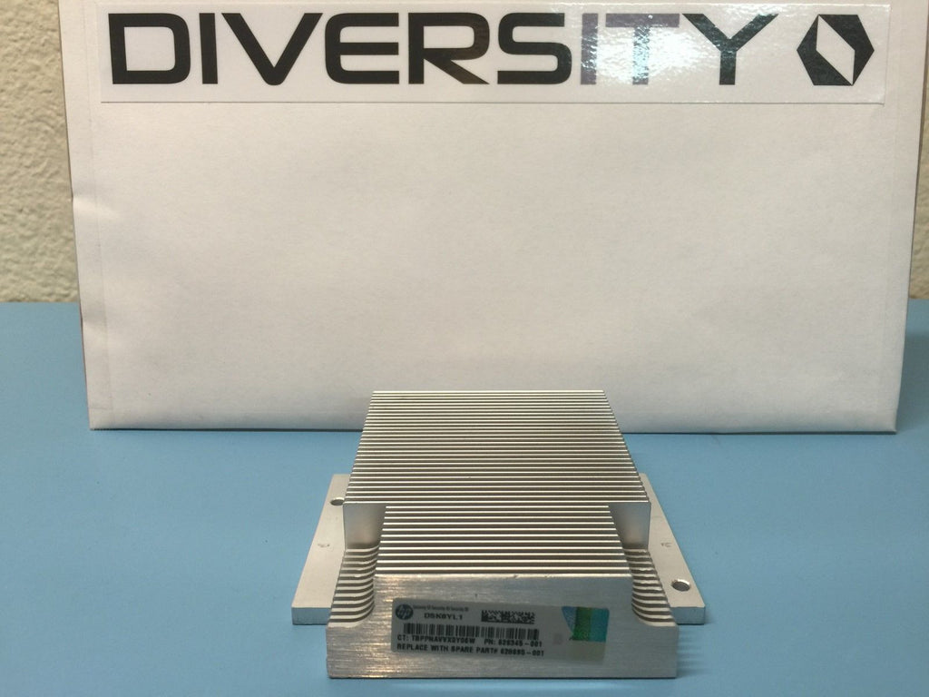 HP Proliant DL360 G6 Heatsink 507672-001 462628-001 626345-001 628695-001