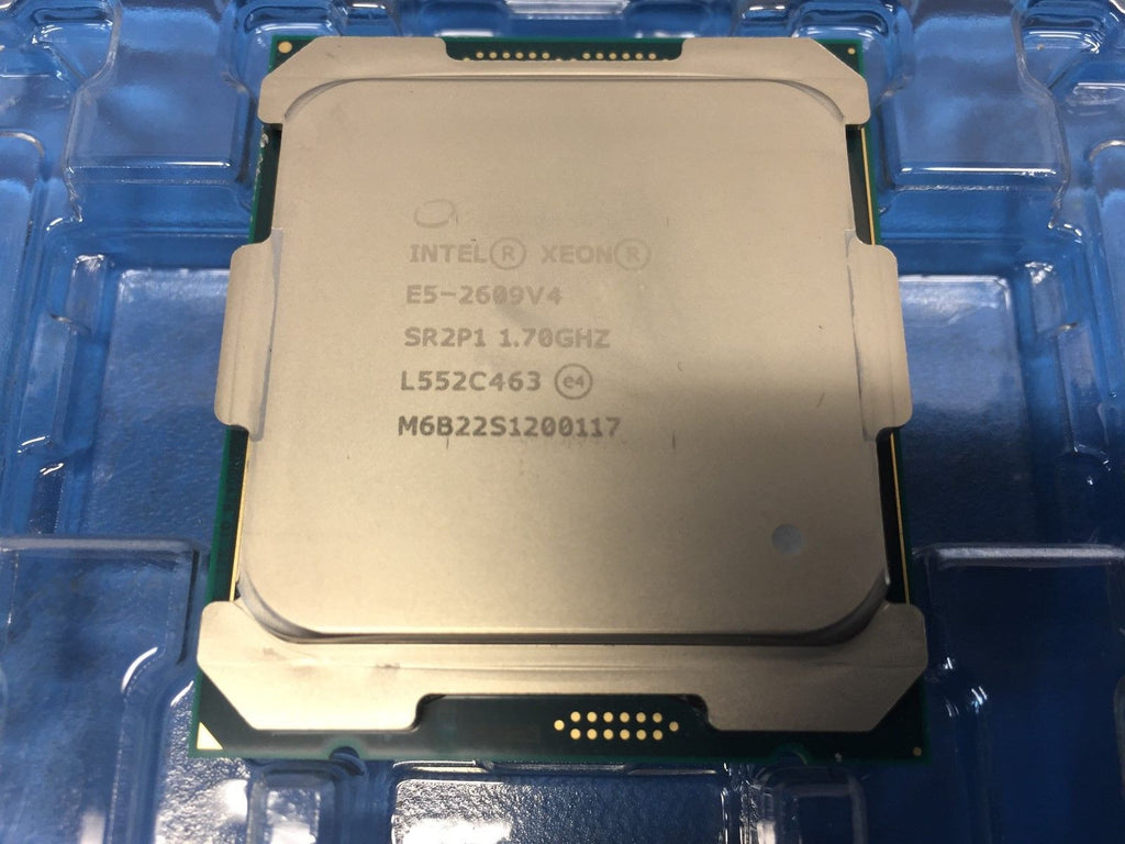 Intel E5-2609 V4 20M Cache 1.7GHz 8-Core Processor SR2P1