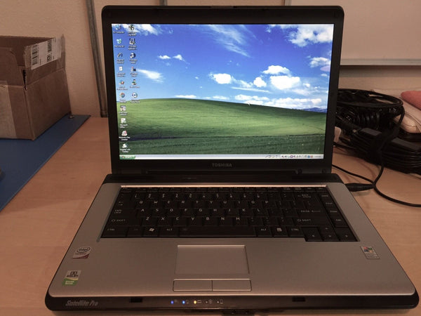 "Toshiba Satellite Pro A200-EZ2205X 15.4"" Intel Core 2 Duo 1.6GHz 1GB RAM 160GB"