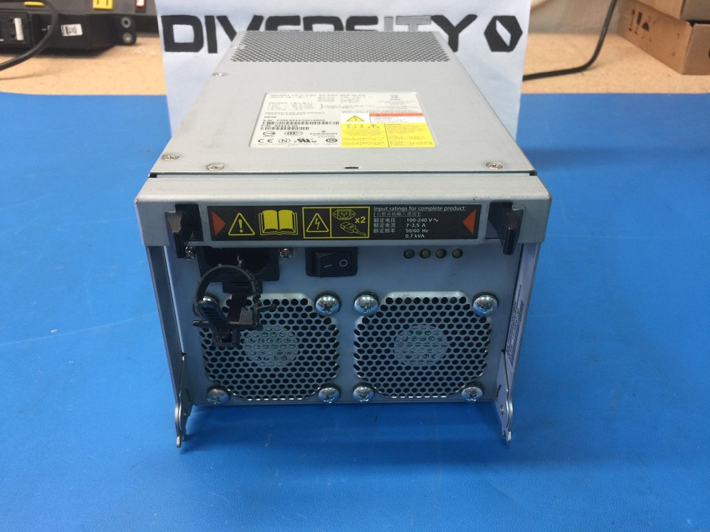 NetApp RS-PSU-450-ACHE 440 Watt Power Supply 100-240v 50/60Hz 94443-02