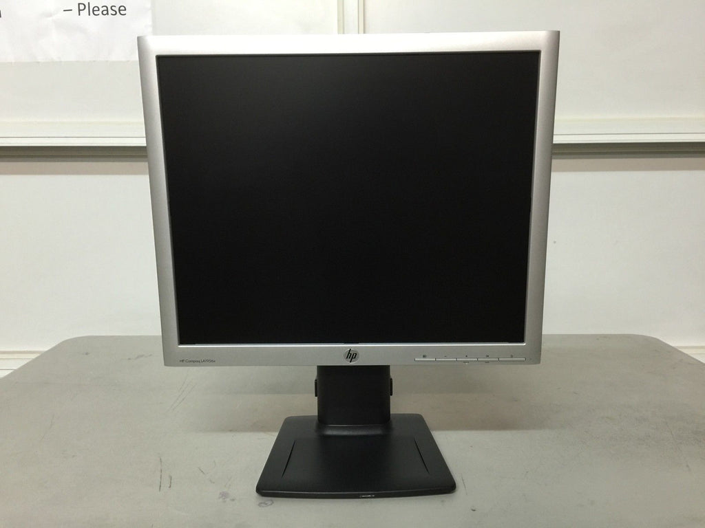 "HP Compaq LA1956x 19"" LED LCD Monitor DVI, VGA, Display Port, 2x USB"