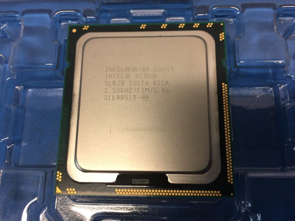 Intel Xeon E5649 12M 2.53GHz 6-Core Processor SLBZ8
