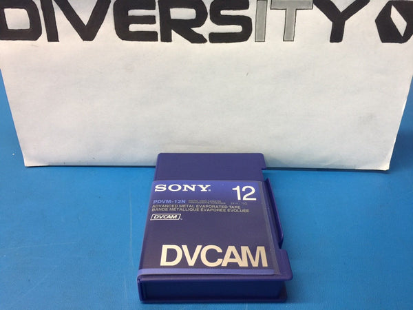 Sony DVCAM Mini PDVM-12N *LOT OF 10*