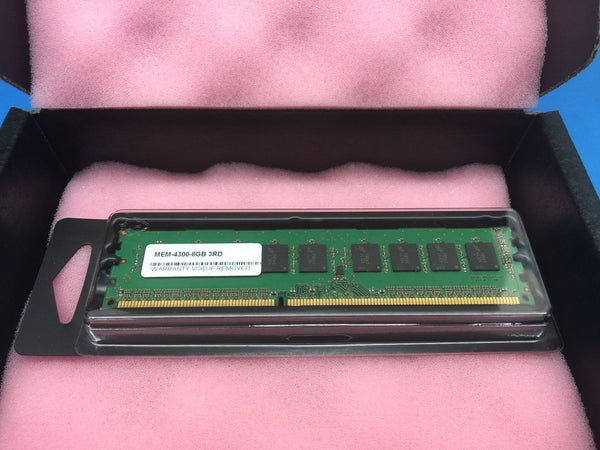 Cisco Compatible 8GB Memory Module MEM-4300-8G= Cisco 4331 4351 ISR *Brand New*
