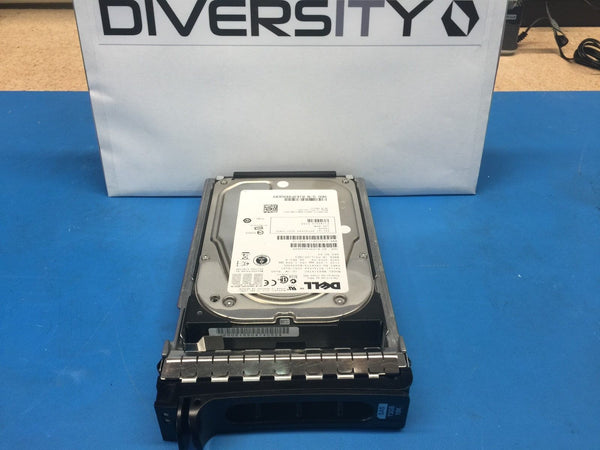 "Dell 146GB SAS 15K 3.5"" (XK111) MBA3147RC CA06778-B20300DL HDD w/ Caddy"