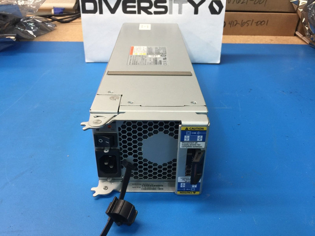 NetApp DS4243 580W Power Supply HB-PCM01-580-AC 114-00070+C0
