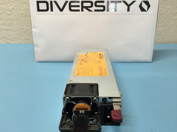 HP 800W Power Supply HSTNS-PD41 754381-001 723600-101 723599-001