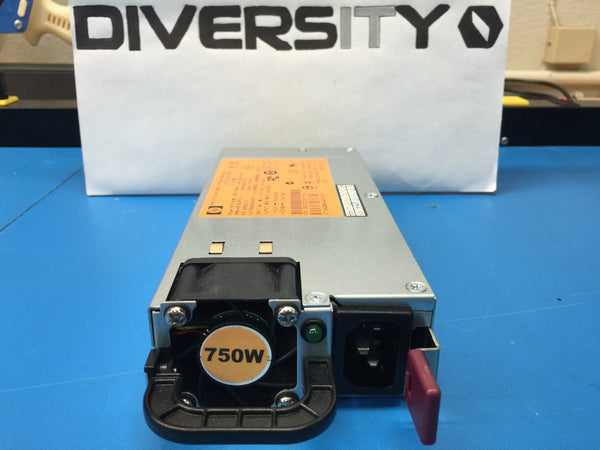 HP 750W Power Supply HSTNS-PD18 511778-001 506822-101 506821-001