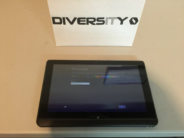 "Toshiba Satellite Ultrabook U925T-S2300 12.5"" 128GB SSD Intel i5 1.7GHz 4GB RAM"