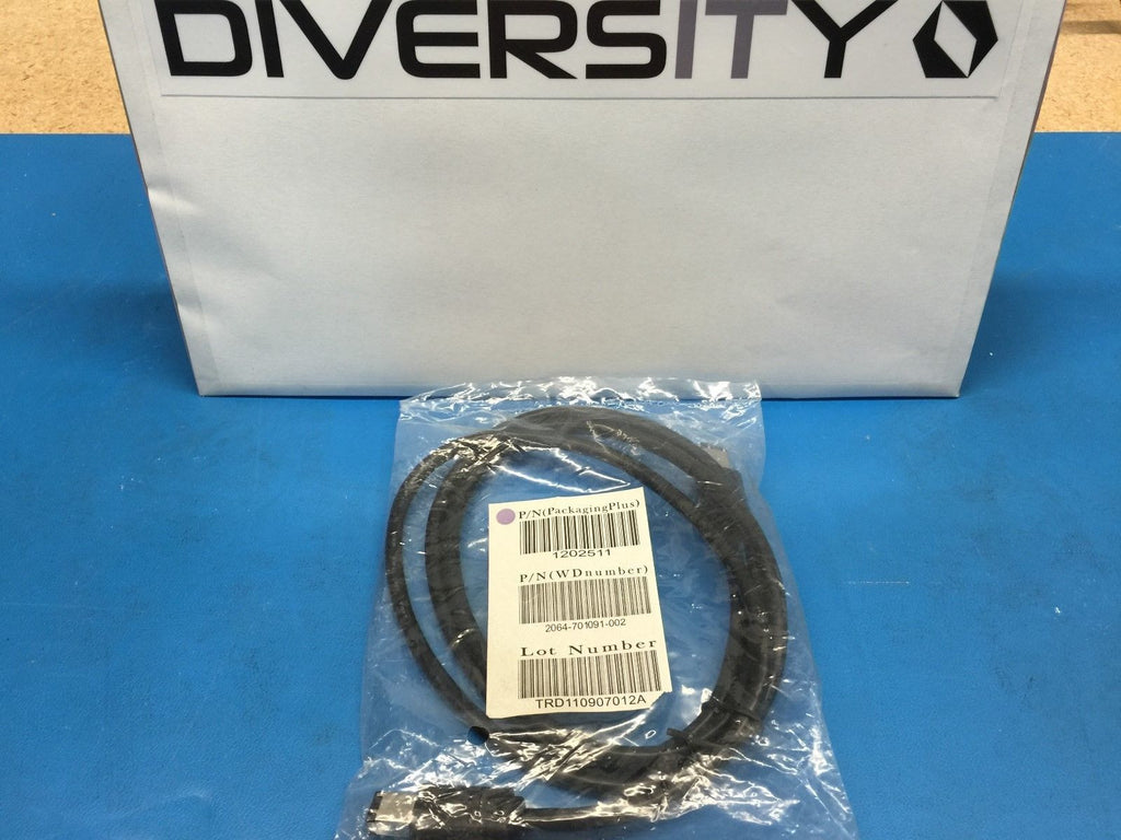 Western Digital 3ft Firewire 400 Cable 2064-701091-002