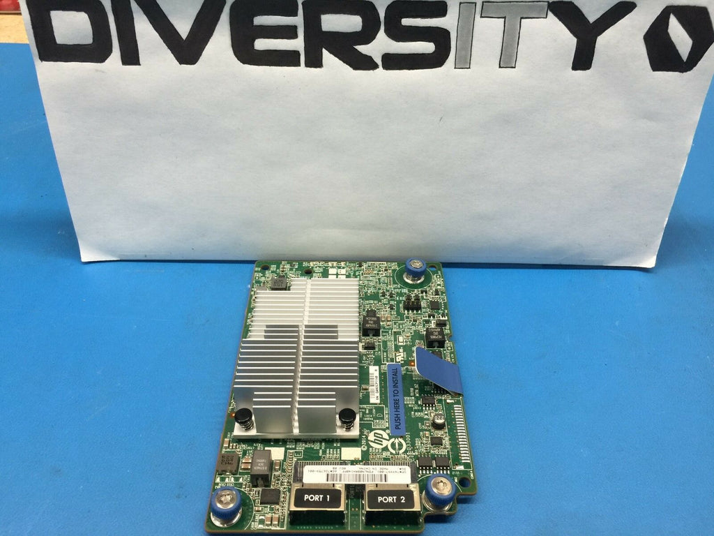 HP H240AR Smart Host Bus Adapter 12GB SAS 2-Port 749997-001 726759-001