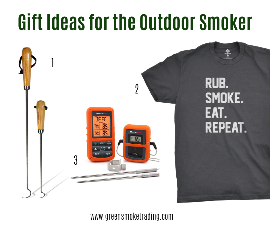 Gift Ideas for the Outdoor Smoker