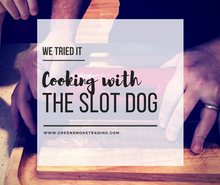 Hot Dog Game Changer!  The Slotdog!