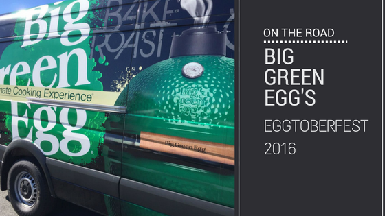 Big Green Egg's Eggtoberfest