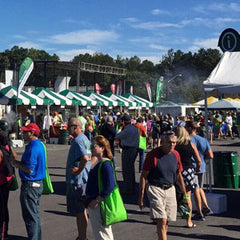 Big Green Egg Eggtoberfest Festival 2016