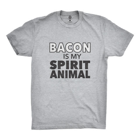 Bacon Is My Spirit Animal T-Shirt