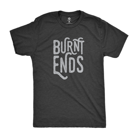 Burnt Ends T-Shirt for Grillers and Smokers