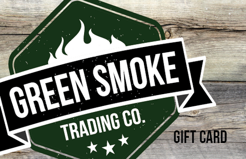 Green Smoke Trading Gift Card