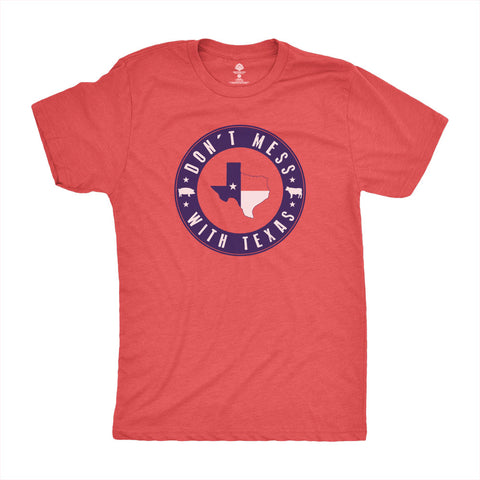 Don't Mess With Texas - Operation BBQ Relief T-Shirt