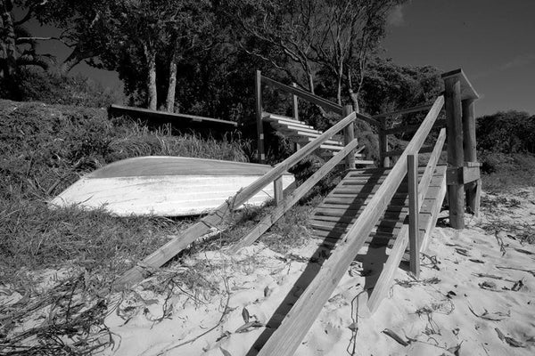 Beach Steps at Cowan Cowan - Alex Buckingham Photography