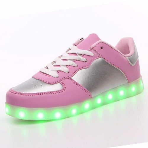 LED Shoes - Flashez - Candy LED Shoes