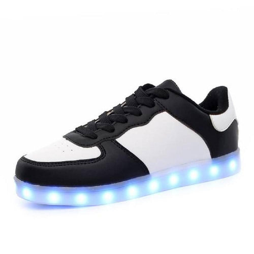 LED Shoes - Flashez - Retro's LED Shoes
