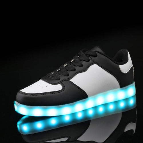 Shoes/Trainers - Flashez - Retro's LED Shoes