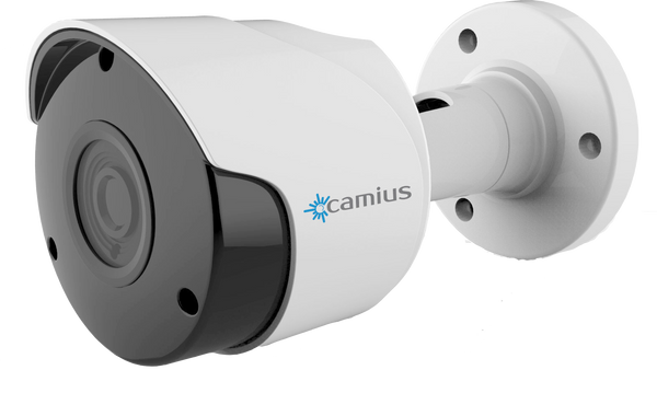 Camius IP Camera - Outdoor PoE - 5MP -  3.6mm lens [BOLTX5P)