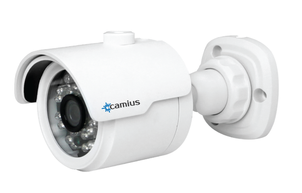 Camius BoltX830 8MP IP Security camera - 3840x2160 -IP66 Outdoor