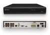 Camius 8 Channel NVR - 8 built-in PoE ports - 60Mbps (IPVault160p)