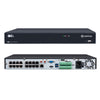 Camius 16 Channel 4K NVR - 16 PoE ports - 320Mbps - IPvault2320P16
