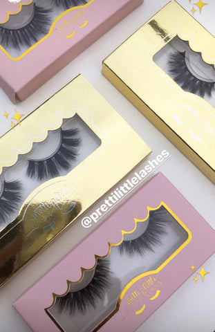 3d Mink lashes SAMPLE SALE