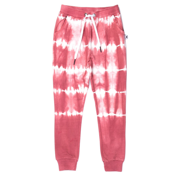 Minti Wonder Trackies Rose Tie Dye