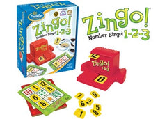 Think Fun Zingo 123