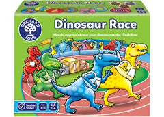 Orchard Games Dinosaur Race