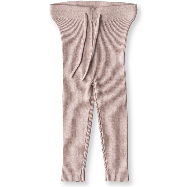 Grown Ribbed Legging Rose