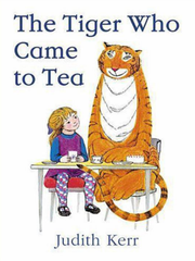 Book The Tiger Who Came to Tea