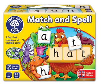 Orchard Games Match and Spell